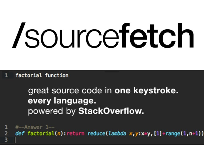 SourceFetch